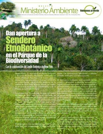 Monte Plata.- El Ministerio de Medio Ambiente y Recurso Naturales ...