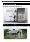 Trädgårds CO -Controller - Ecotechnics - Page 6