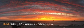 Page 1 Dutch Skies 360° Volume 2 Catalogus v 0.1 Page 2 Clutch ...