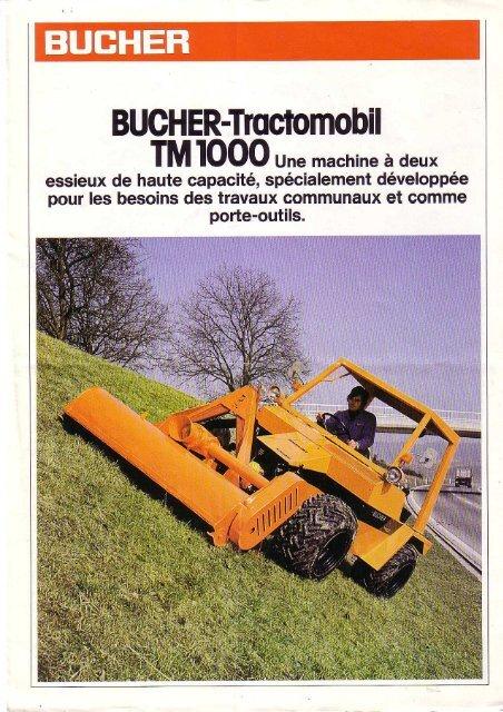 Bucher-Tractomobil TM 1000