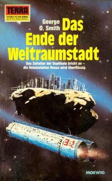 Das Ende der Weltraumstadt