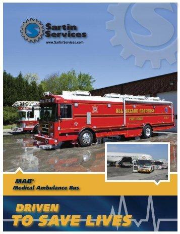 optimize your emergency response fleet - Sartin Services