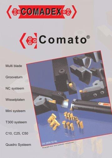 Comato catalog
