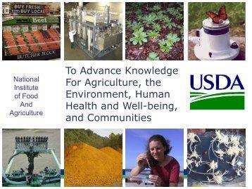 Presentation: USDA Wisconsin