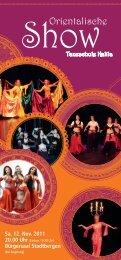 Flyer zum Download - Kalila