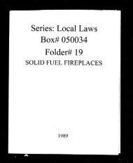 Page 1 : Local Laws S E C 4 M 3 O/ P W 1 M 5 um H 0 C L # M E X 0 ...