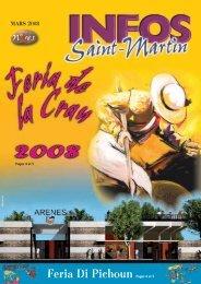 Mars 2008 - Ville de Saint-Martin-de-Crau