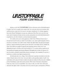 Ispirato a eventi reali, UNSTOPPABLE fornisce un'enorme scarica di ...