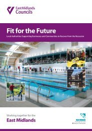 Fit for the Future: Local Authorities Supporting Businesses and ...