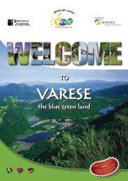 Welcome (IT-EN-DE) - Varese Land of Tourism