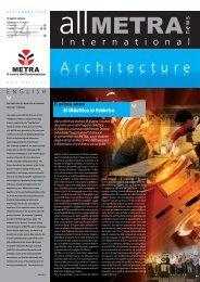 Edizione n. 34 (architetti) - Metra SpA