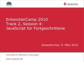 function - EntwicklerCamp