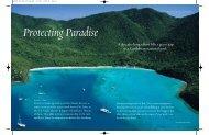 Protecting Paradise - Whalehead.com