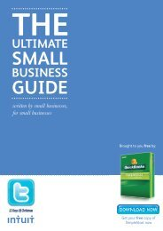 the ultimate guide small business - International - Intuit