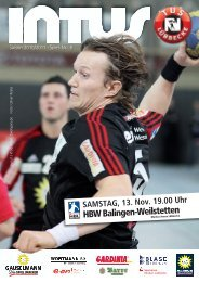 Unser Gegner: HBW Balingen-Weilstetten - Fanclub Red Devils eV