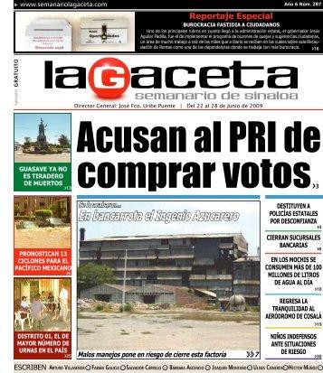 En bancarrota el Ingenio Azucarero - SEMANARIO LA GACETA