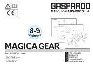 Ricambi MAGICA 8-9 2009-01 (G19530793).PMD