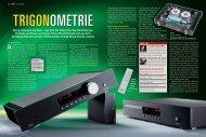Stereo 06/2009 - Trigon Elektronik GmbH
