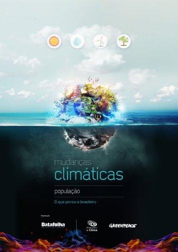 datafolha clima