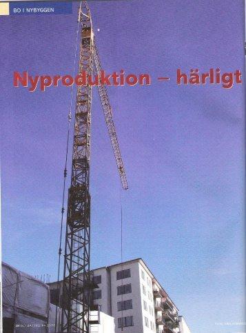 Publicerad i Bo Bättre nr 4/2006. - neij.se