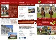 Haras national du Pin - Comité Régional d'équitation de Normandie