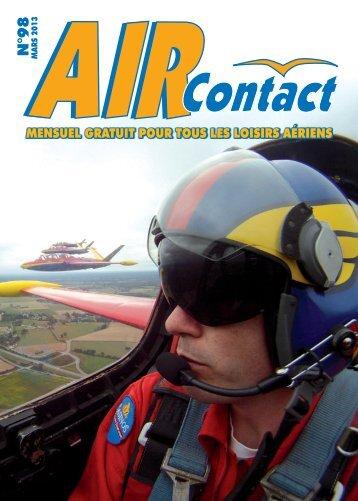 mensuel gratuit pour tous les loisirs aériens - AIR Contact