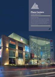 Annual report 2012 (30 April 2013) - Plaza Centers NV