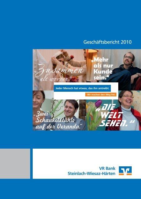 1.094 KB - VR Bank Steinlach-Wiesaz-Härten eG