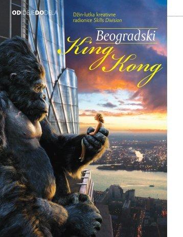Beogradski King Kong - Magazin