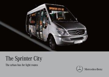 The Sprinter City