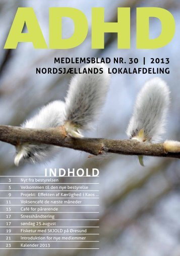 INDHOLD - ADHD: Foreningen