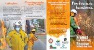 Fire management - Cairns Regional Council