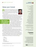Fabric Graphics, May June 2009, Digital Edition - Specialty Fabrics ... - Page 6