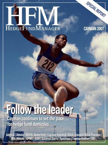 Cayman 2007 - HFMWeek