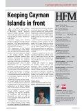 Cayman 2007 - HFMWeek - Page 7