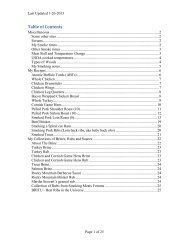 Table of Contents - gerald@eberhardt.bz
