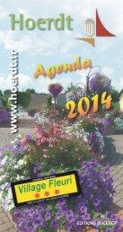 hoerdt 2013.indd - Les Agendas des Mairies