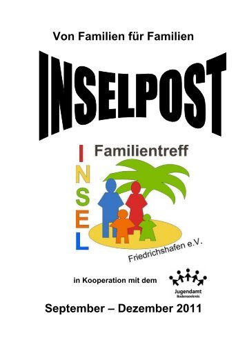 Inselpost 2011 Sep - Dez (PDF) - Familientreff INSEL ...