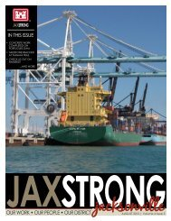 AUGUST 2012 | Volume 4 Issue 5 - Jacksonville District - U.S. Army