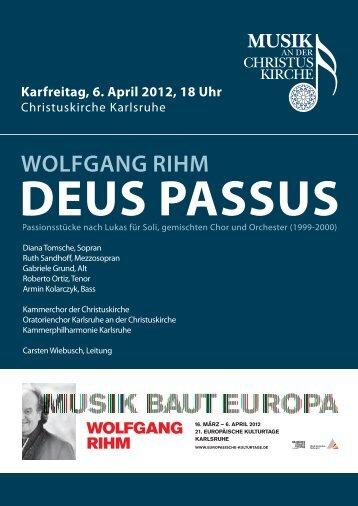 Diana Tomsche, Sopran - Oratorienchor Karlsruhe an der ...
