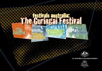 Festivals Australia: The Guringai Festival