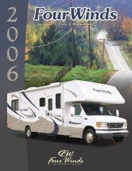 2006 Four Winds 5000 Brochure - Rvguidebook.com