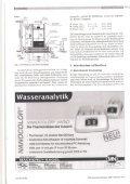 Prüfung einer Behandlungsanlage für Metalldachabflüsse nach den - Page 2