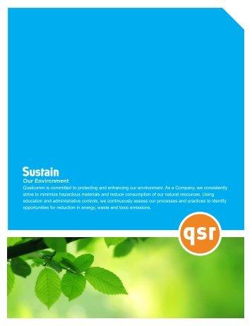Sustain - Qualcomm
