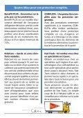 PROFITEZ DE RÉELLES PLUS-VALUES QUE VOUS - routiers.ch - Page 6