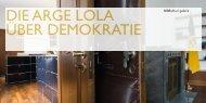 DIE ARGE LOLA ÃœBER DEMOKRATIE