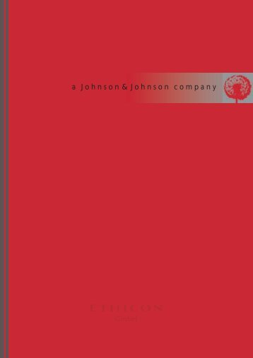 a Johnson&Johnson company - Ethicon