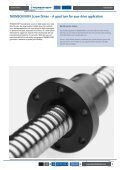SCREW DRIVES GT, MICRONLine®, KOKON® SCREW ... - BIBUS - Page 5