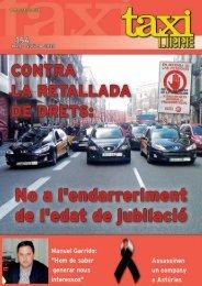 Revista Taxi Libre Nº 154 – MARZO ABRIL Contra la retallada ... - Stac