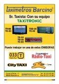 Revista Taxi Libre Nº 154 – MARZO ABRIL Contra la retallada ... - Stac - Page 2